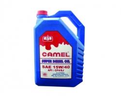 Camel super diesel oil