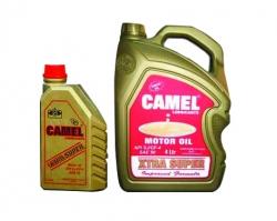 Camel motor oil xtra super sjcf4