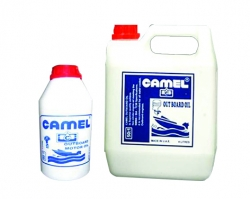 Camel out bord oil